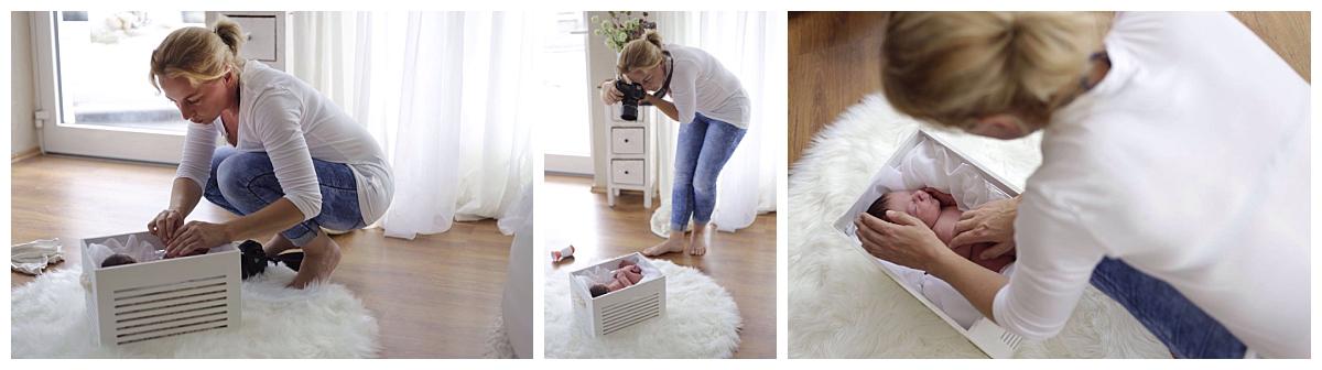 Das bin ich - Kathleen Pfenig So kleine Hände Babyfotograf