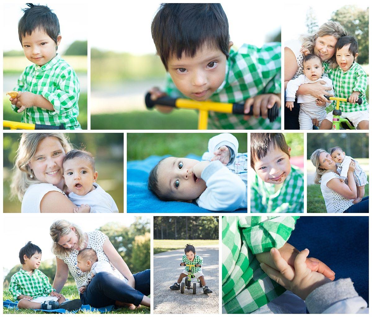 Familienausflug zum Großen Garten in Dresden Kathleen Pfennig Fotografie Familienfotografie
