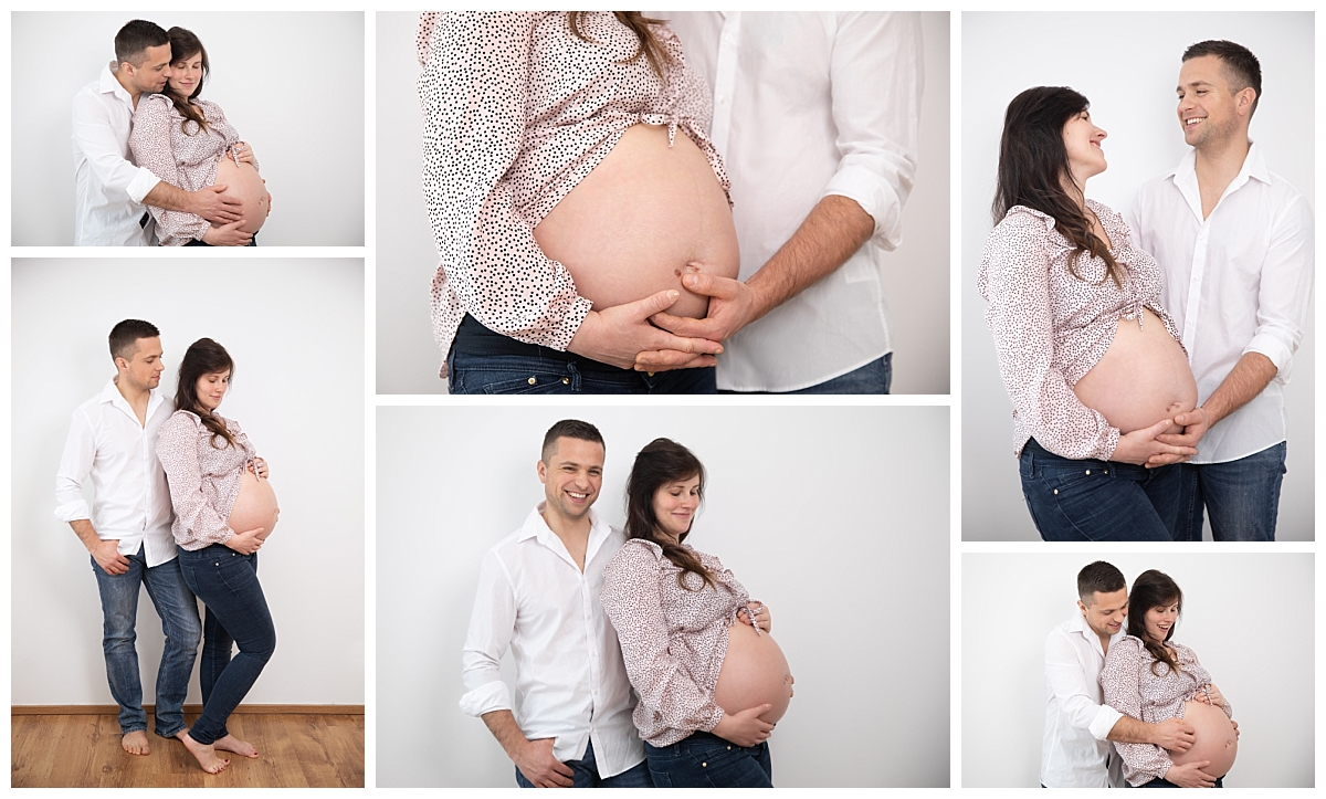 Babybauch - Babyfotografie Sachsen Kathleen Pfennig