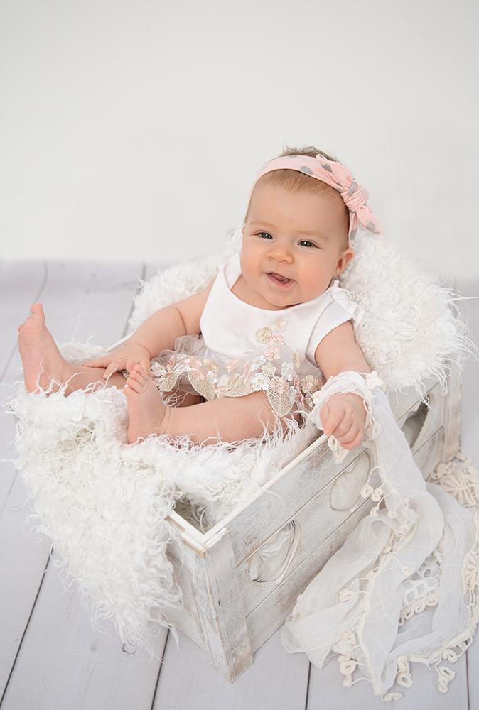 Kleine süße lady