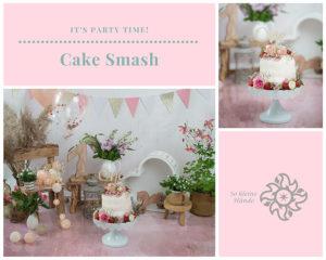 Cake Smash So kleine Hände Kathleen Pfennig