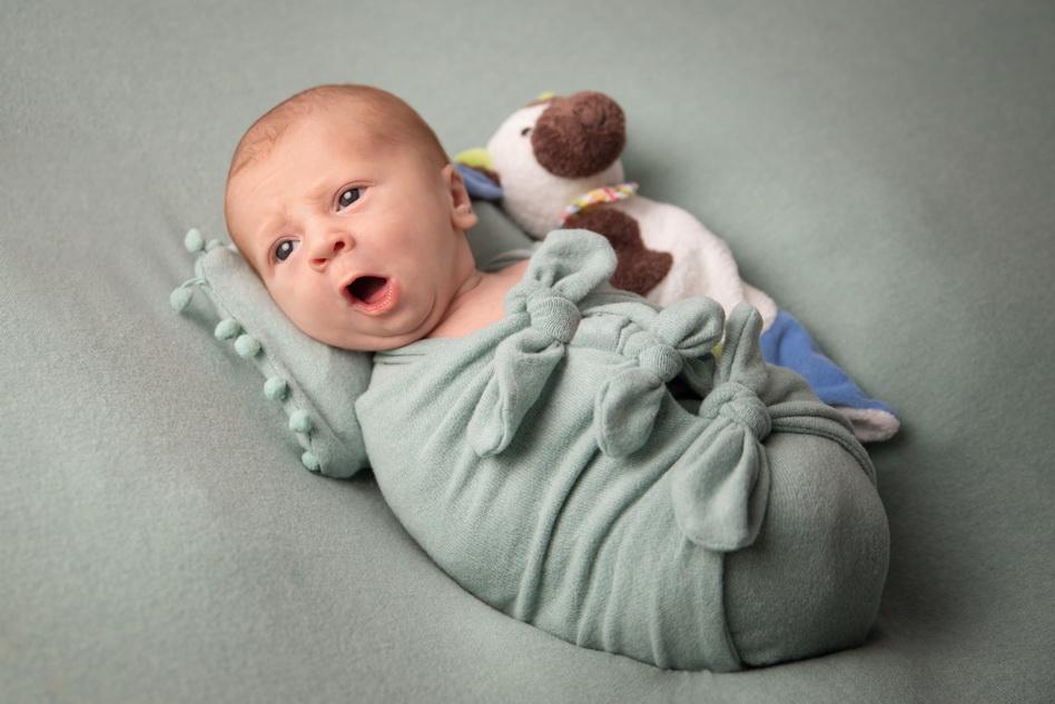 Newbornshooting Studio So kleine Hände