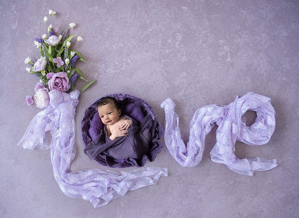 Newborn Foto Babylove