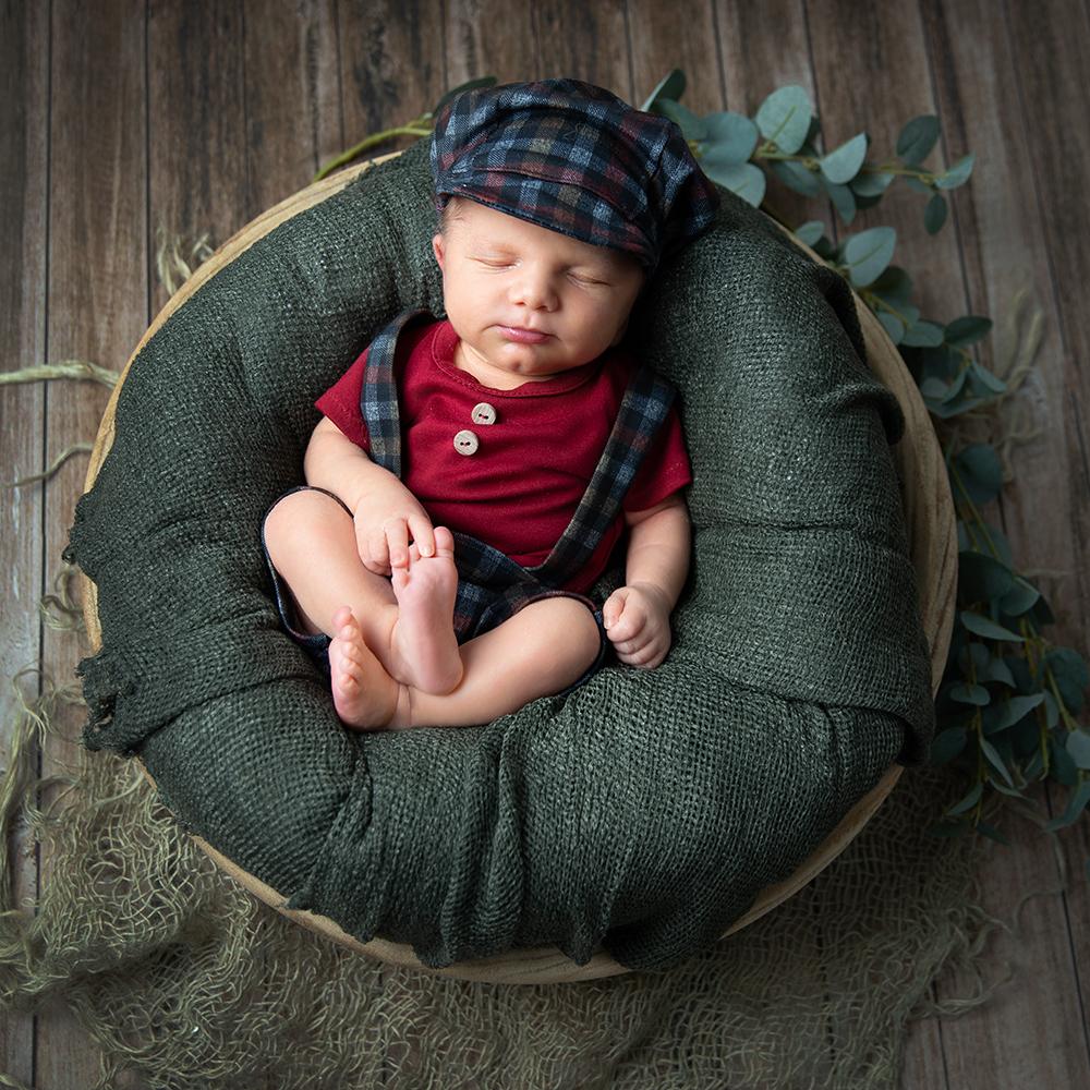 Newbornshooting So kleine Hände Kathleen Pfennig