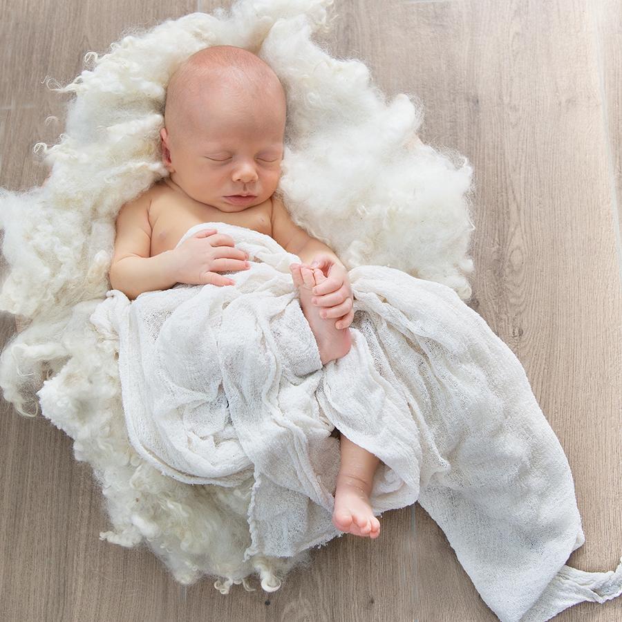 Newbornshoting zu hause